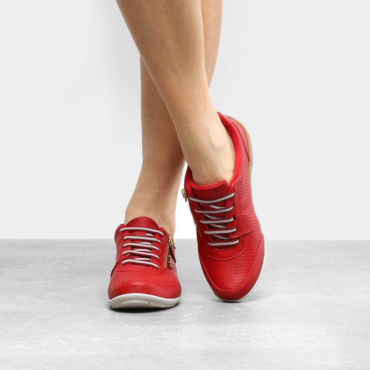 8d936a1a6 tênis kolosh zíper lateral strass feminino. Carregando zoom.