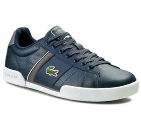 e96a2c233 Tenis Masculino Lacoste - Tênis Azul marinho no Mercado Livre Brasil