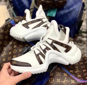 1c0d3d816 Tenis Louis Vuittons - Calçados, Roupas e Bolsas no Mercado Livre Brasil