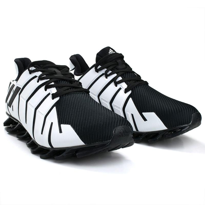 brand new e7ca9 6cc11 ... pro white gold tênis masculino adidas springblade. Carregando zoom.