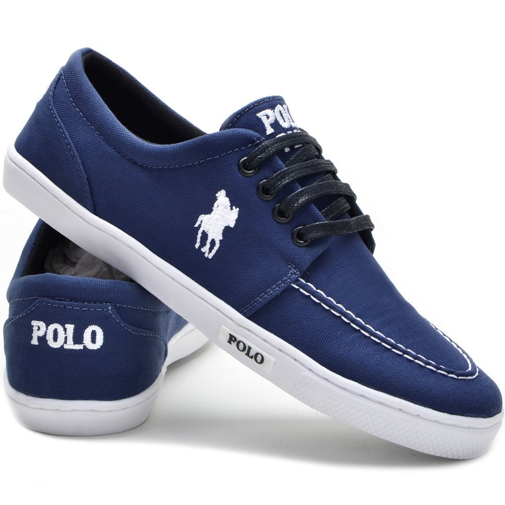 0642ea97a36 tênis masculino casual polo plus original varias cores!! Carregando zoom.