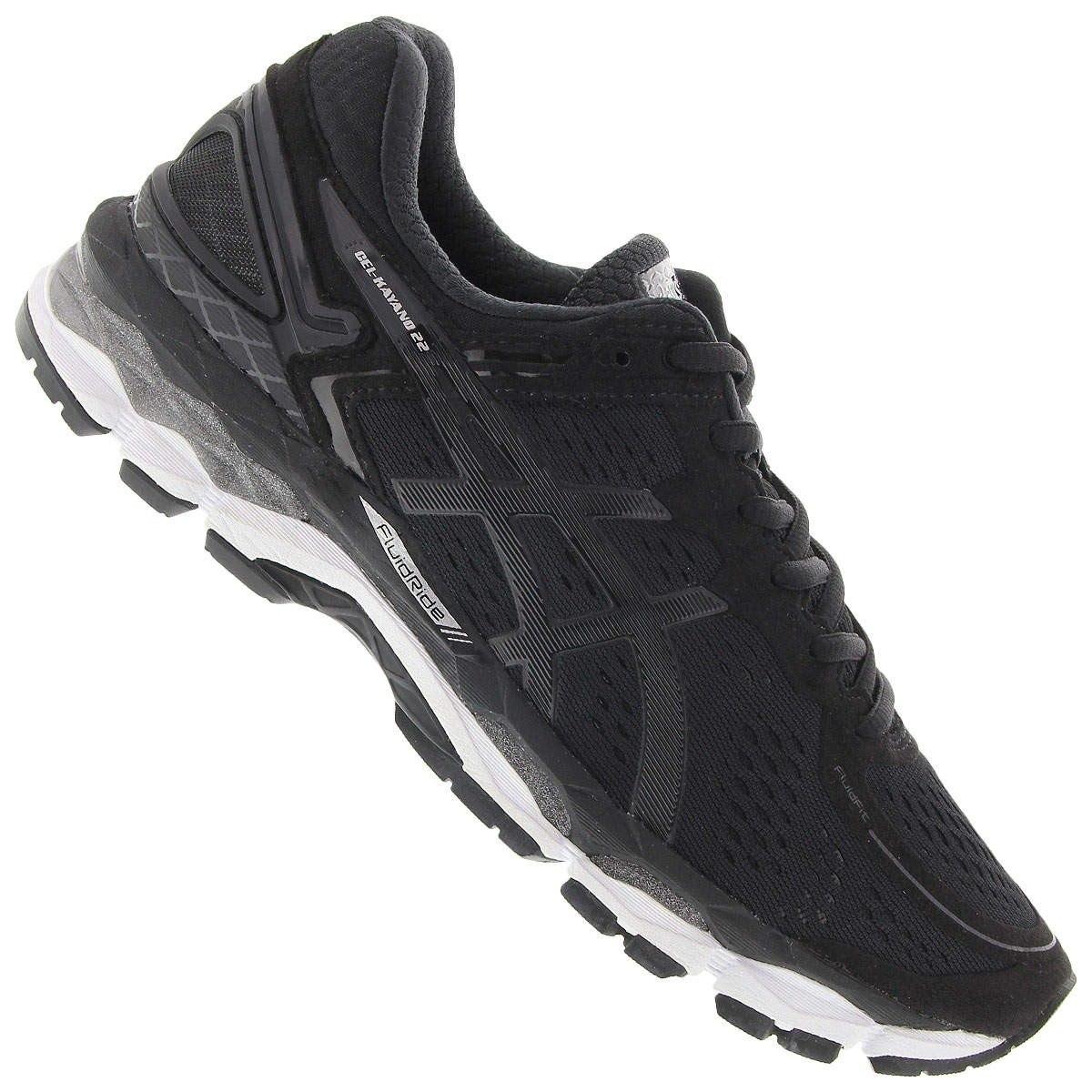 d448374e0 tênis masculino corrida asics t547n gel kayano 22 running. Carregando zoom.