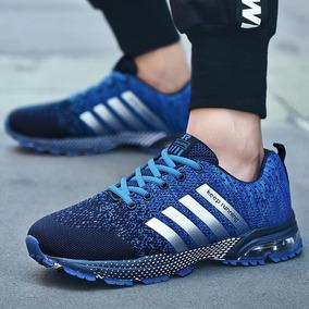 sports shoes 597fe 4577b Tênis Masculino Corrida Caminhada Esporte Treino Keep Runing