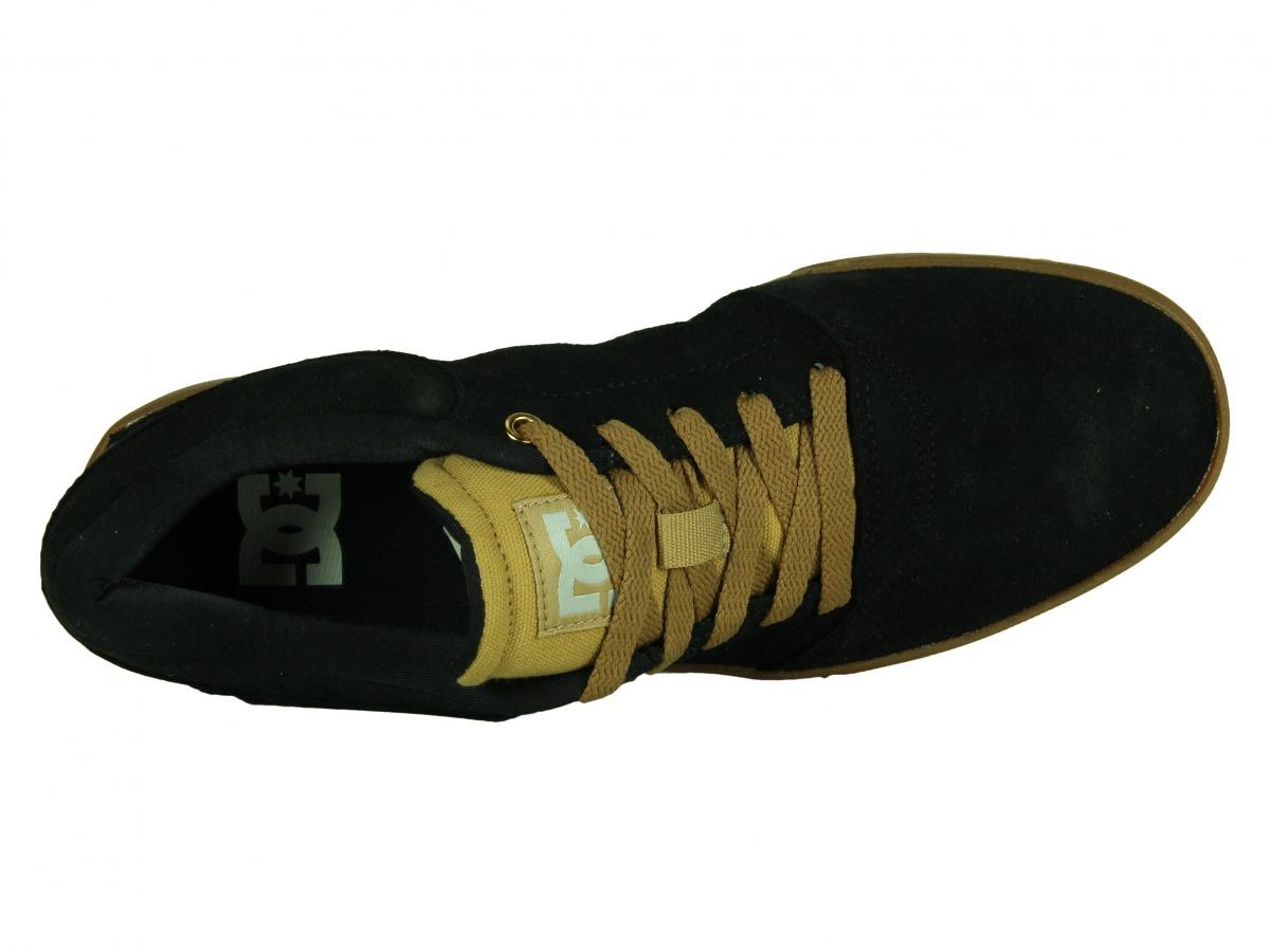 tênis masculino dc shoes crisis la cabedal em camursa - brow. Carregando  zoom. 9baa5418e3390