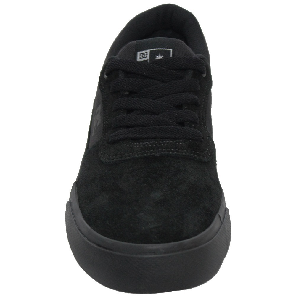 tênis masculino dc shoes switch skate original preto black. Carregando zoom. bb2e804409f04