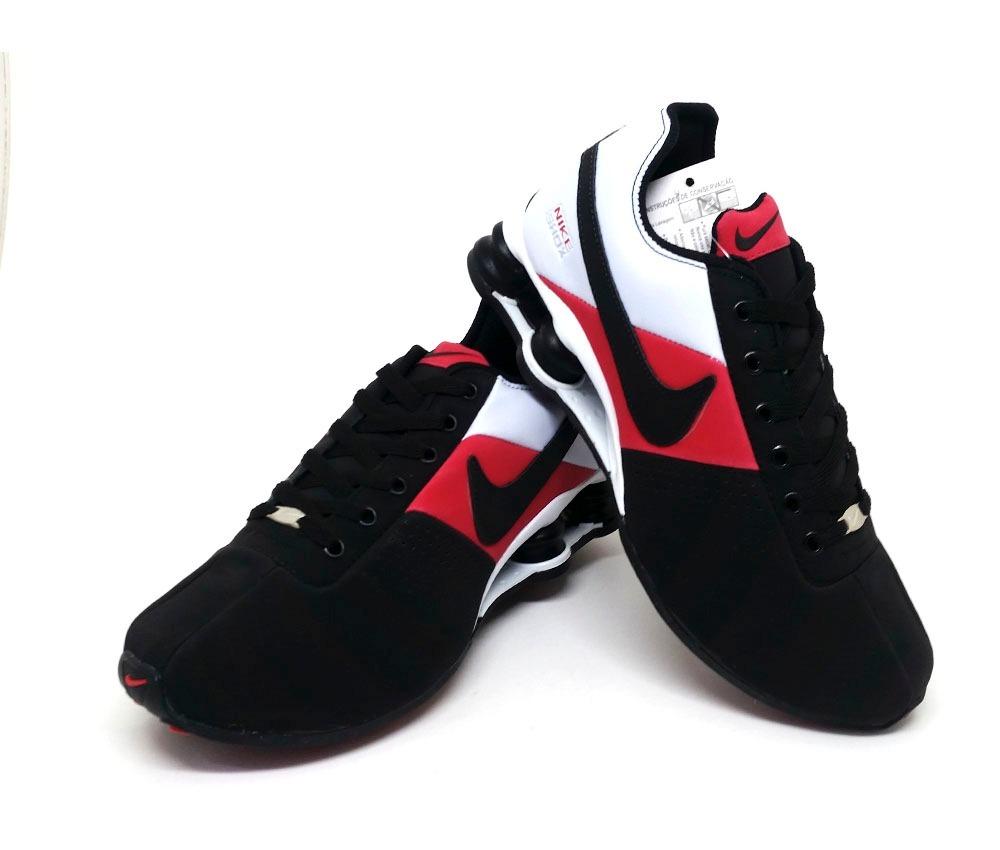 890c26888b7 tênis masculino deliver 4 molas shox + frete grátis 12x sem. Carregando zoom .