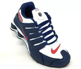 huge selection of ba986 865ce Nike Shox Junior Rosa - Nike com o Melhores Preços no Mercado Livre Brasil