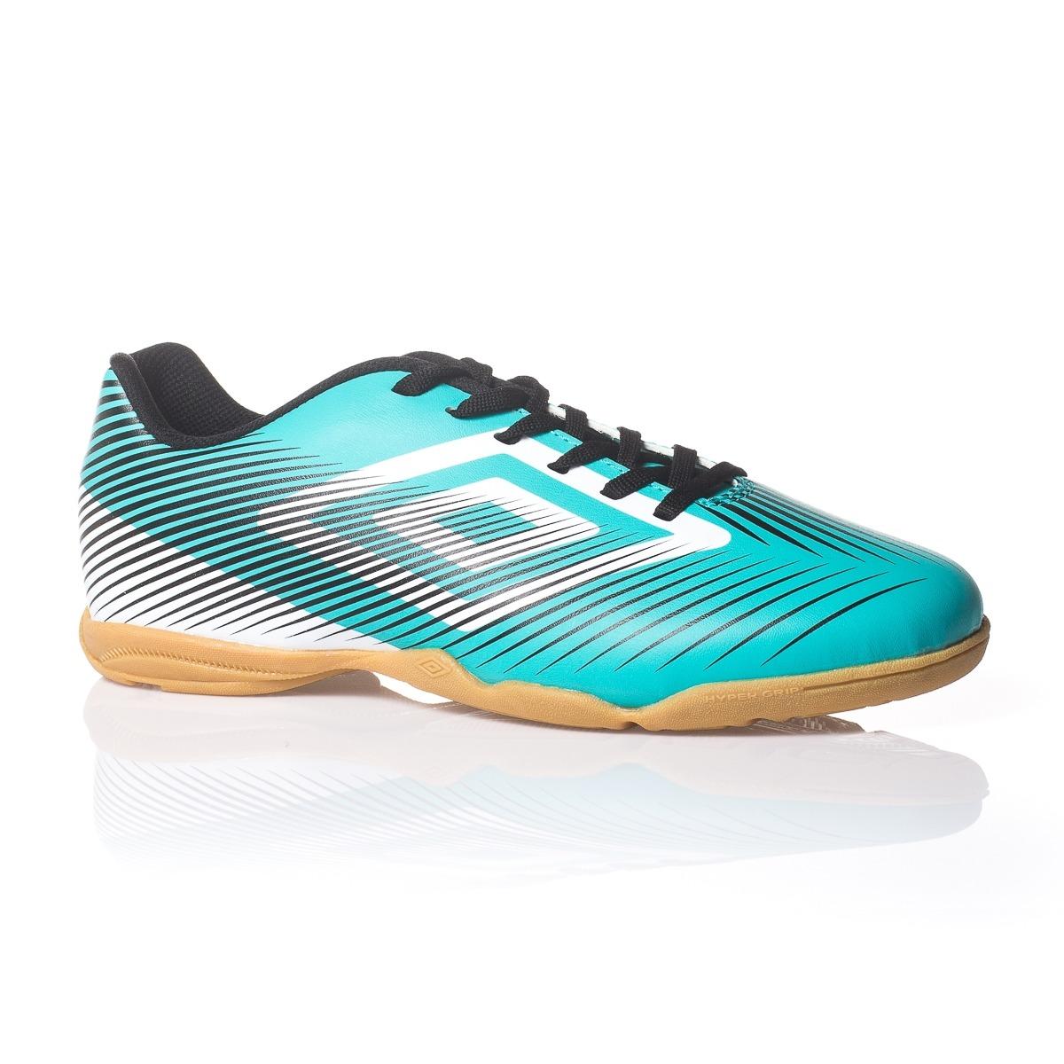 ae3e1df9aa Tênis Masculino Futsal Umbro Indoor Speed Verde 0f72049 - R  120