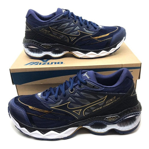 tênis masculino mizuno wave creation 20 black friday