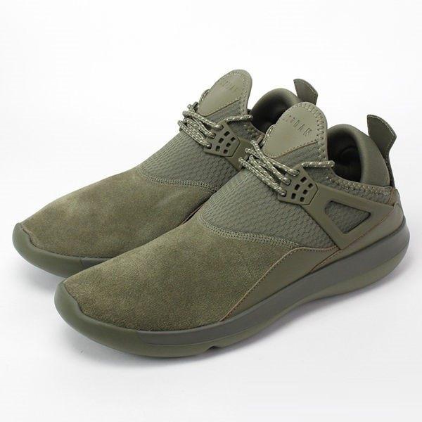 e7eda78c1ca2f Tênis Masculino Nike Jordan Fly 89 Verde Camurça Original - R  349 ...