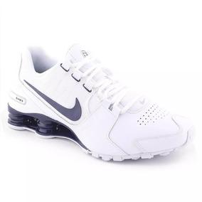 lowest price 24829 939ce Tênis Masculino Nike Shox Avenue Ltr Original 12x S juros