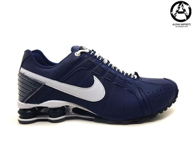 b047d0cc310 Tênis Masculino Nike Shox Junior Importado Vietnam + Full