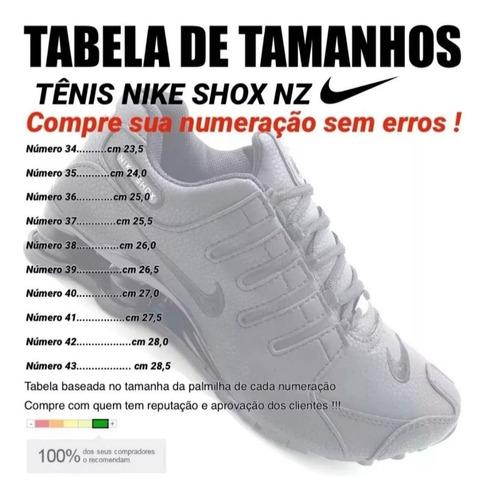 tênis masculino nz foto original  importado promoção