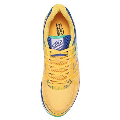 tênis training masculino olympikus winner - amarelo · tênis masculino  olympikus 6e0652371992b