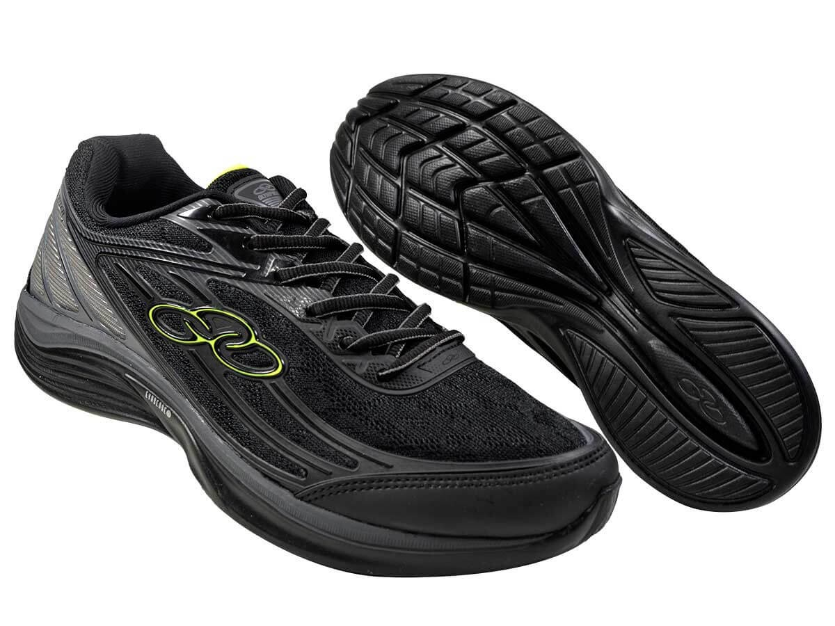 234a7395001 tênis masculino olympikus starter 341 corrida original preto. Carregando  zoom.