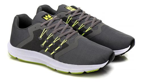 tênis masculino para correr caminhar casual oferta barato