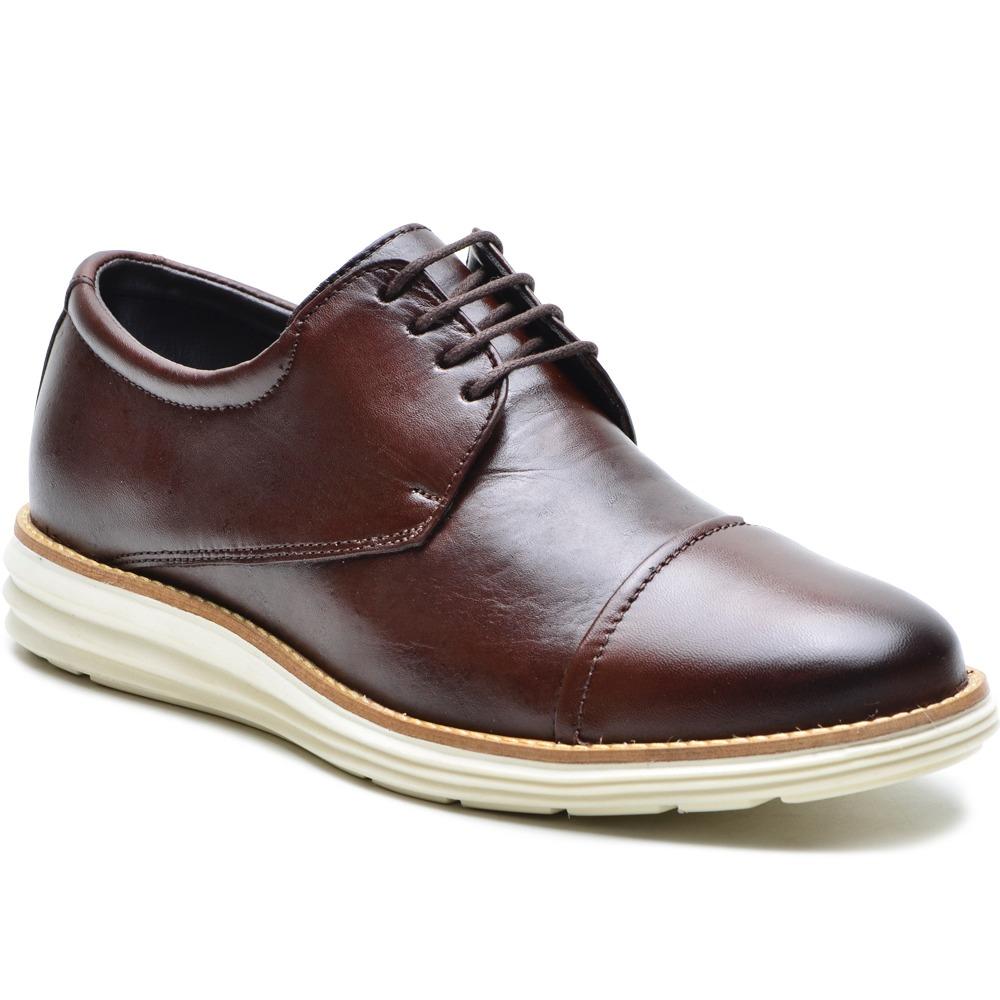 148b56c719 tênis masculino sapato social casual oxford couro legítimo. Carregando zoom.