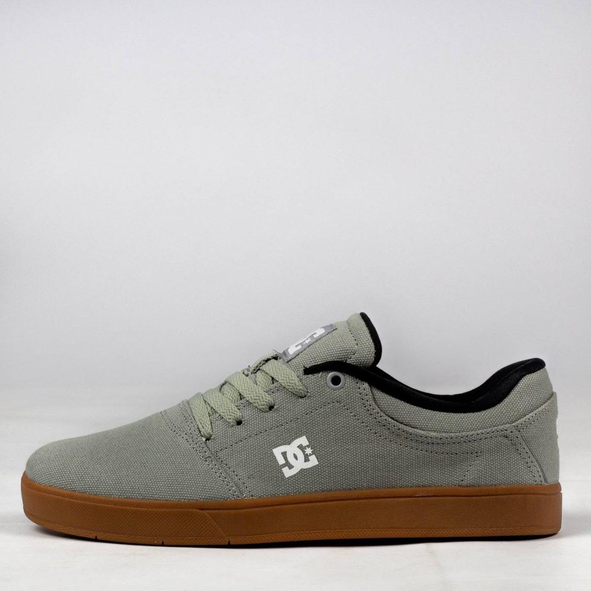 9268b1286 Tênis Masculino Skate Dc Shoes Crisis Tx La Grey/gum - R$ 260,00 em ...