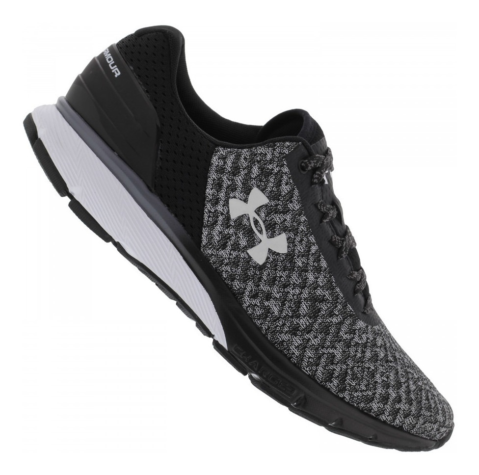 newest ad700 3b3b3 Tênis Masculino Under Armour Charged Escape 2 Preto