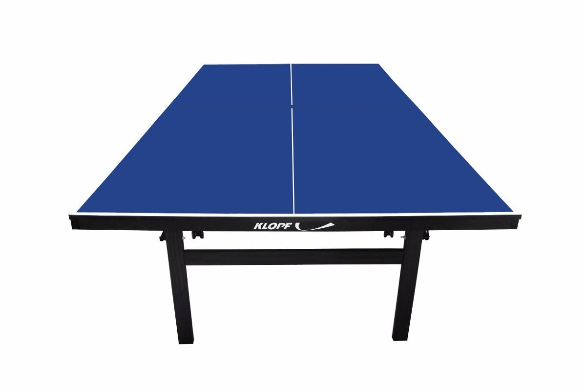 da8494759 Mesa Ping Pong Tênis De Mesa Klopf Mdf 18mm 1084 Frete Gráti - R ...