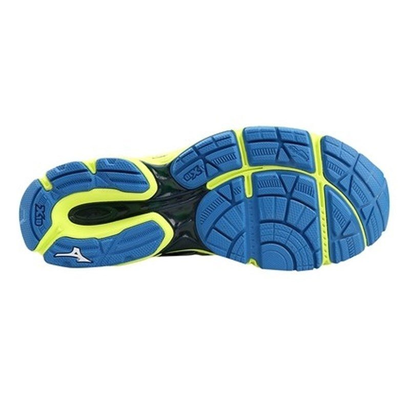 6e86c2b334f8e tênis mizuno wave catalyst masculino - azul e verde. Carregando zoom... tênis  mizuno masculino. Carregando zoom.