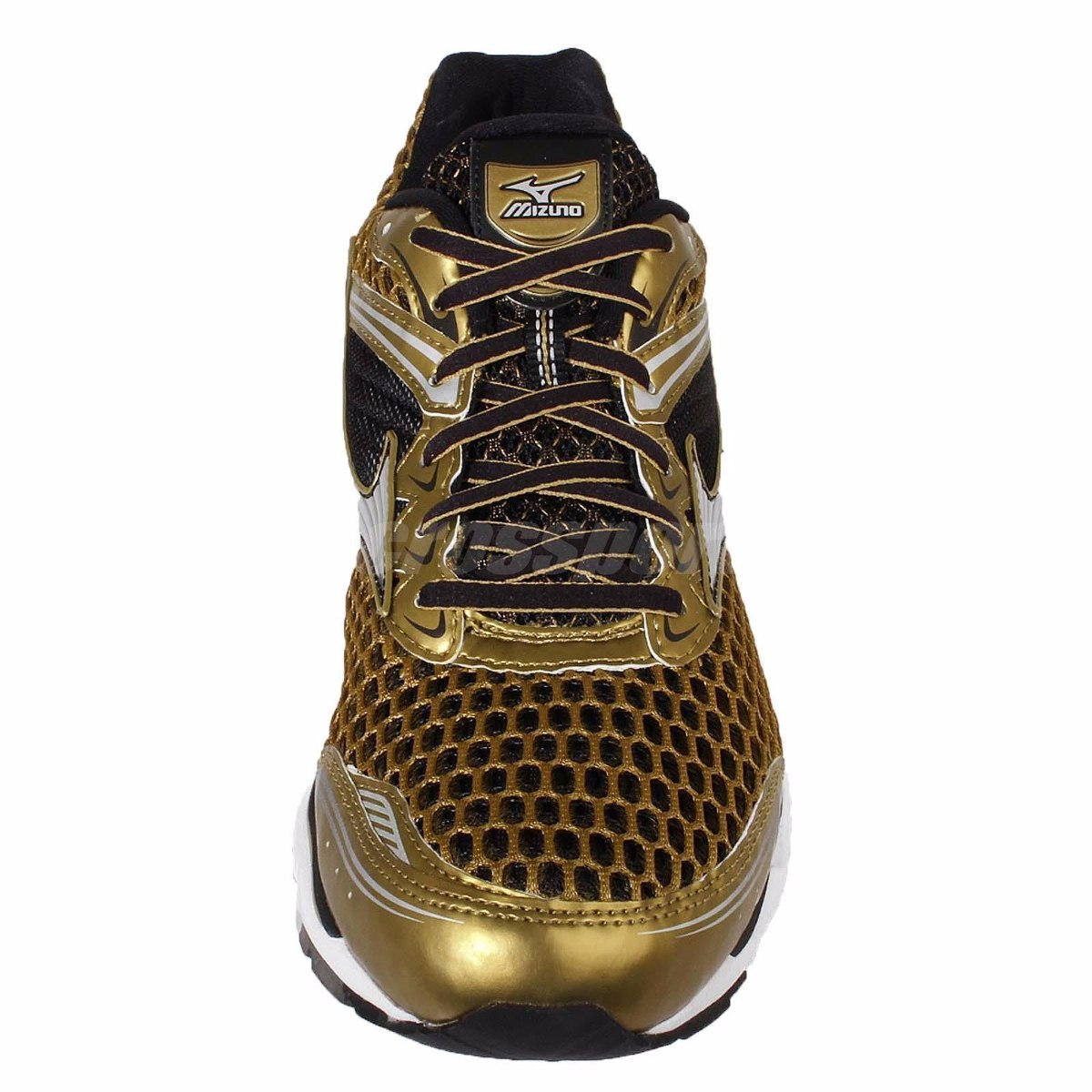 tênis mizuno wave creation 17 golden runners 100% original. Carregando zoom. 5d76fd25f194c