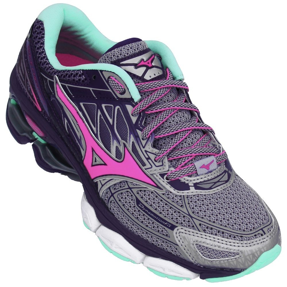 27d08b00fe5 tênis mizuno wave creation 19 feminino - original. Carregando zoom.