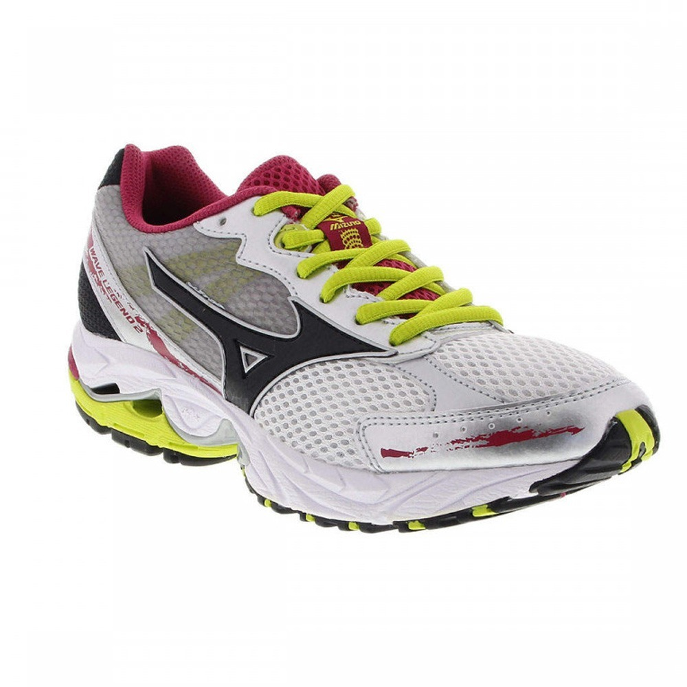 sports shoes a3928 e2aa5 mizuno wave legend 2 white