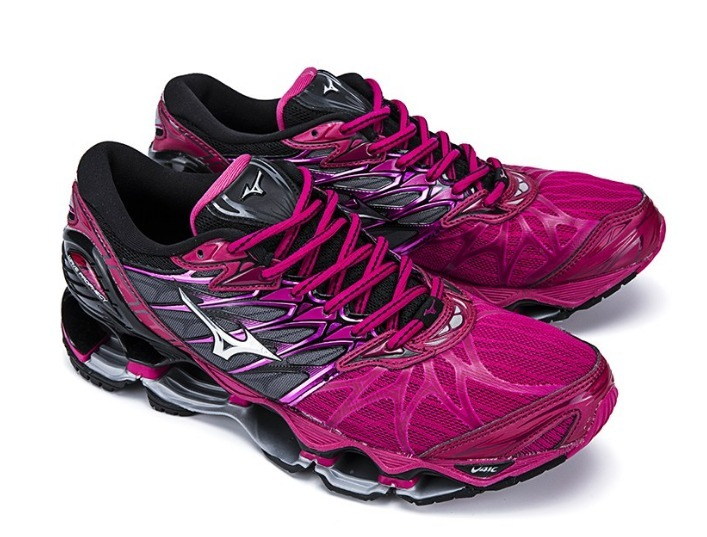 super popular d8762 1f638 Tênis Mizuno Wave Prophecy 7 Original Super Confortavel