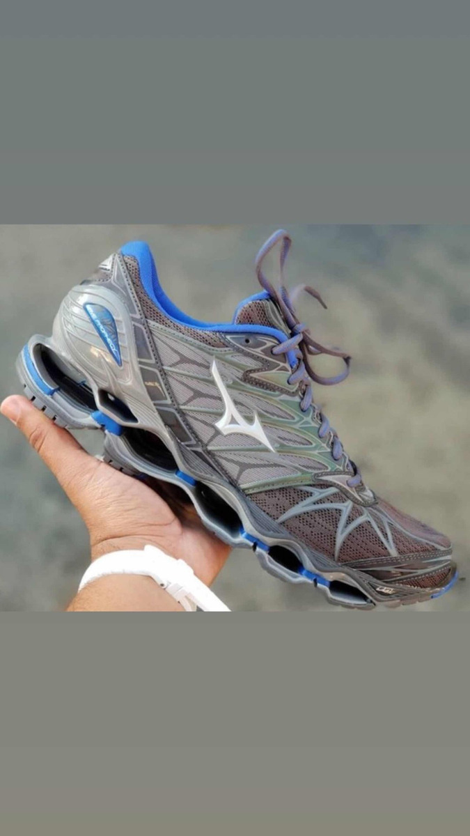 1ee8b9833c576 Tênis Mizuno Wave Prophecy 8 - Masculino Cores Novas - R$ 499,90 em ...