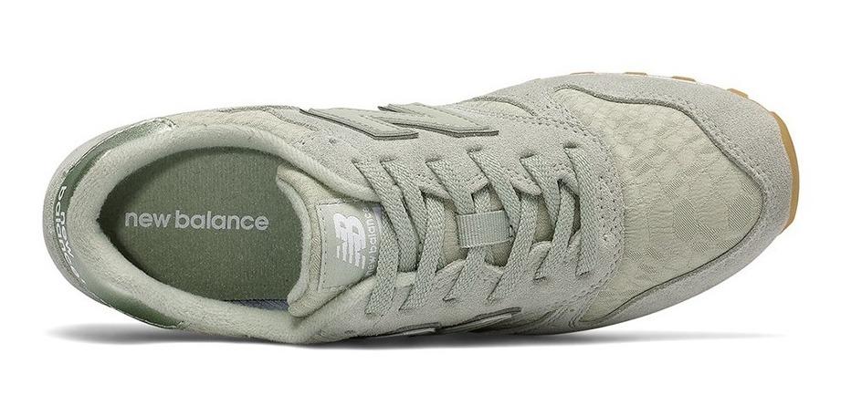 new balance 373 feminino verde