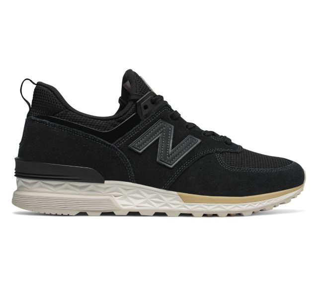 3de9f8ef32a Tênis New Balance 574 Sport Masculino Original Black Friday - R  299 ...