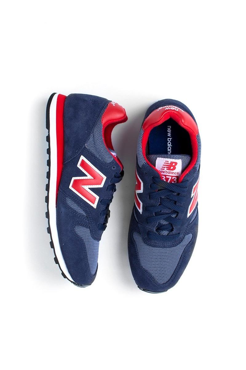 new balance m373 azul e vermelho