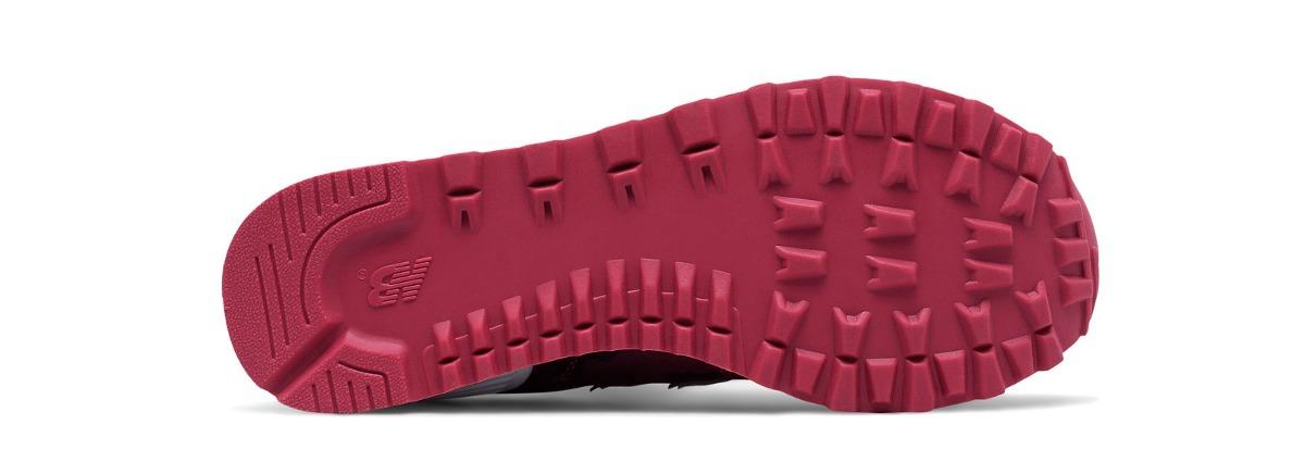85da0717ec5 tênis casual new balance 574 camo feminino vermelho. Carregando zoom... tênis  new balance feminino. Carregando zoom.