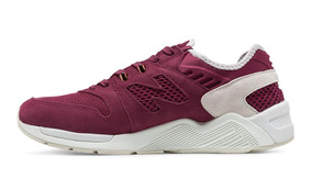 1662b091d7d Tênis New Balance Lifestyle Ml 009 Sca Masc Bordo Original