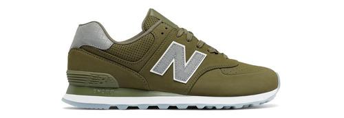 a4205451ecc tênis casual new balance 574 synthetic masculino verde · tênis new balance  masculino