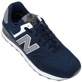 57ed544a6ce Tenis New Balance 574 Masculino - New Balance Casuais para Masculino ...