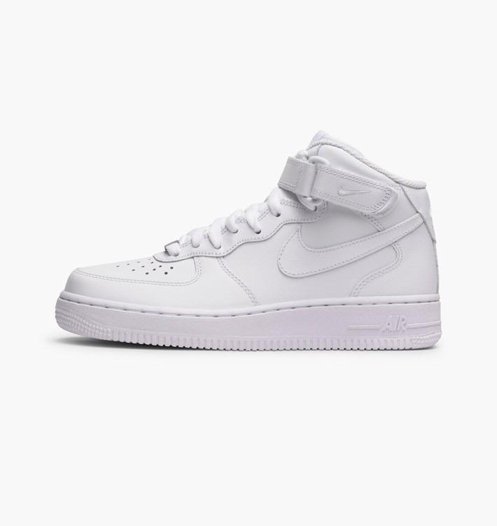 Tênis Nike Air Force 1 07 Mid Feminino Original