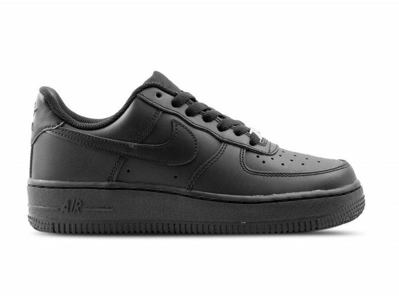 uk availability 814c2 74341 tênis nike air force 1 de couro ...