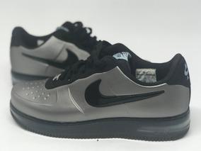 83420672fd5 Tênis Nike Air Force 1 Foamposite Low Pewter - Tam 10(us)