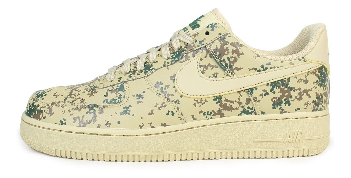air force 1 low camo beige