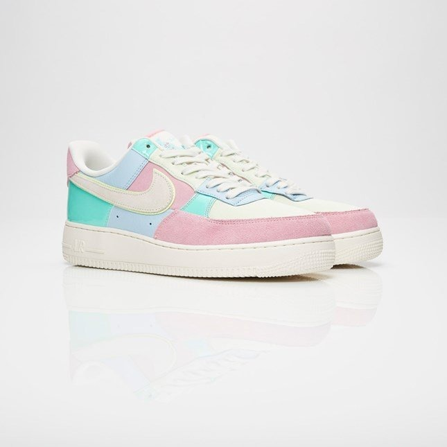 best sneakers 1ab60 c7d0d Tênis Nike Air Force 1 Low 07 Qs - Easter - Tamanho 42