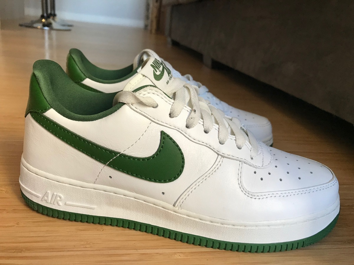 new concept bac21 ddf73 ... purchase tênis nike air force 1 low retro forest green. carregando  zoom. 82e99 116d1
