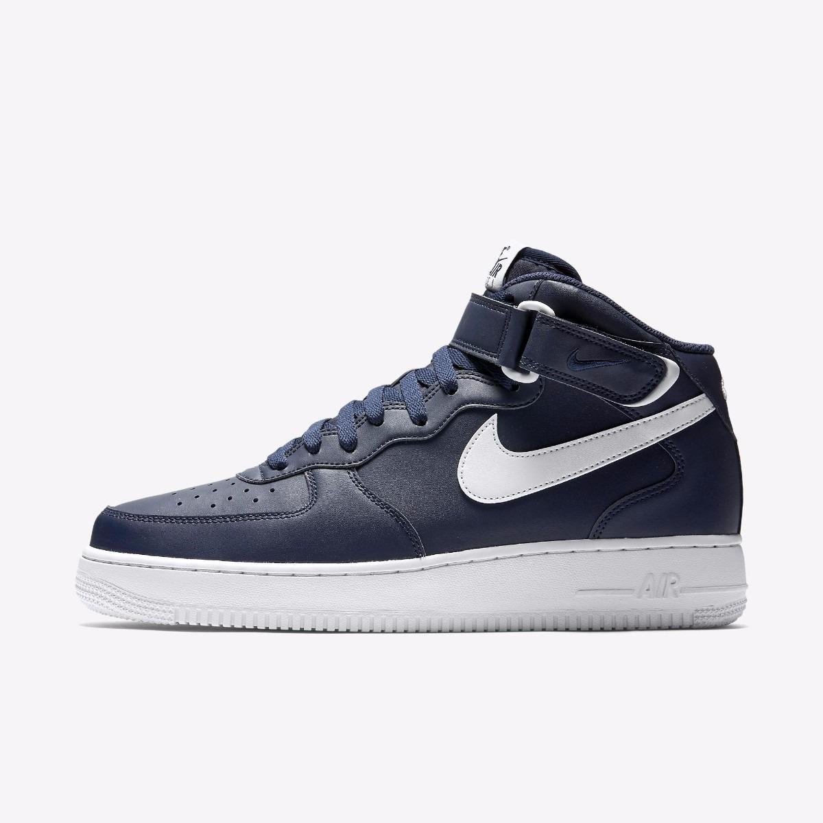 Tênis Nike Air Force 1 Mid '07 Original Ref. 315123 407