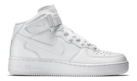 the latest b8634 7a6b7 Tenis Camel Active Masculino Nike Air Force - Tênis Branco ...