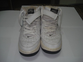d9f4ecbf6a Tênis Nike Air Force 1 Original Branco - Pouco Uso