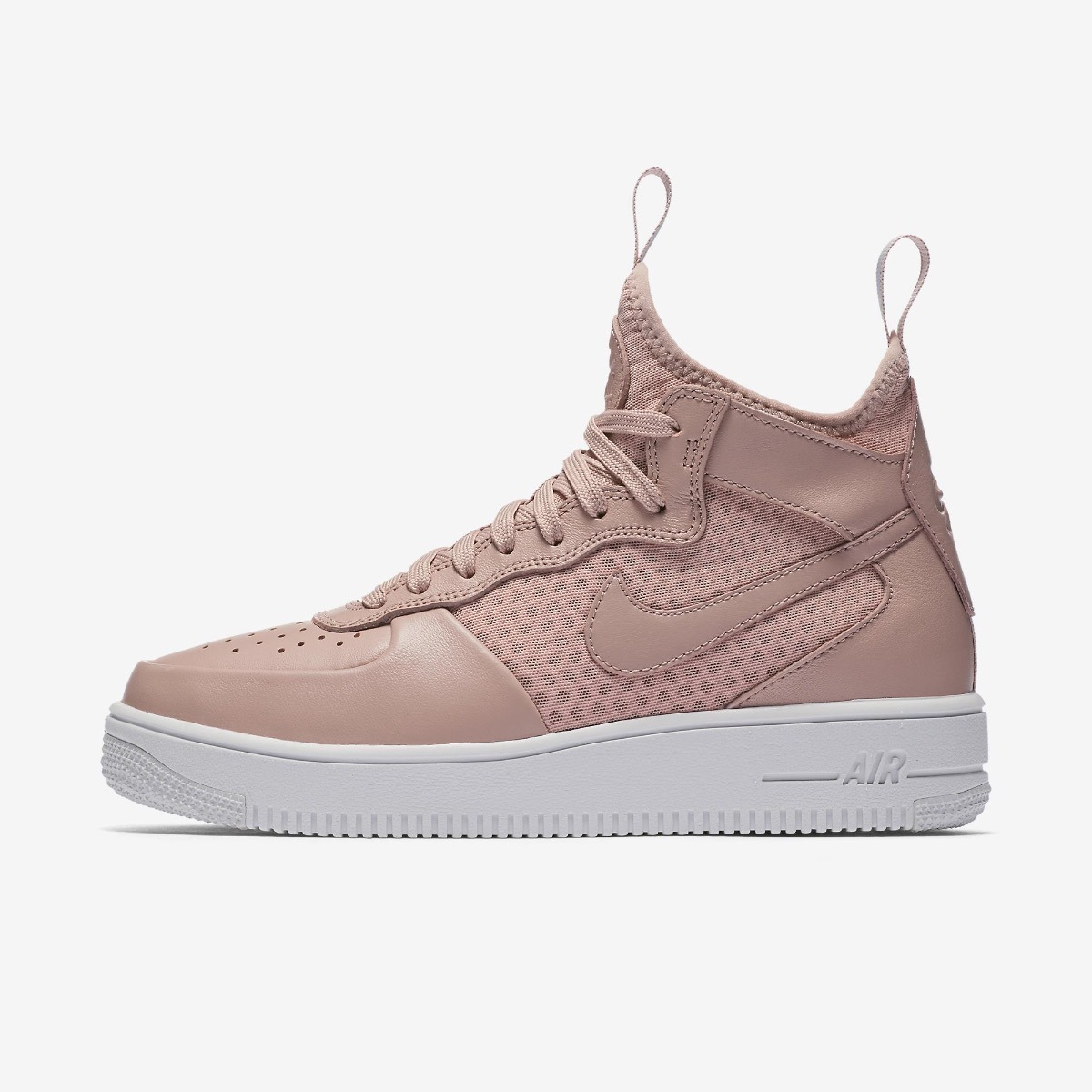 Nike Ultraforce Force Air 1 Mid Style Tênis Retro n0vm8wN