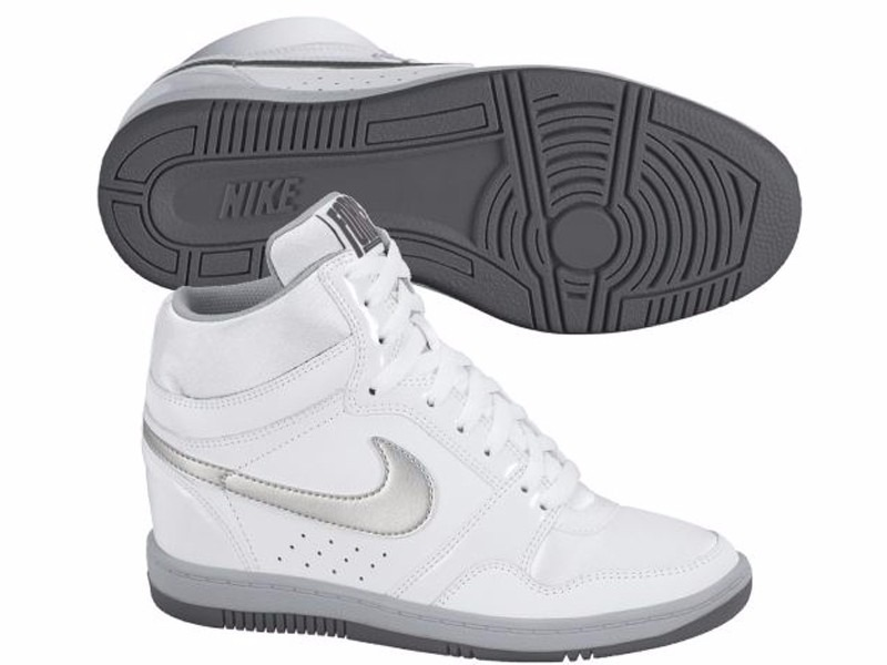 216d12597f1 Tênis Nike Air Force Sneaker Sky High