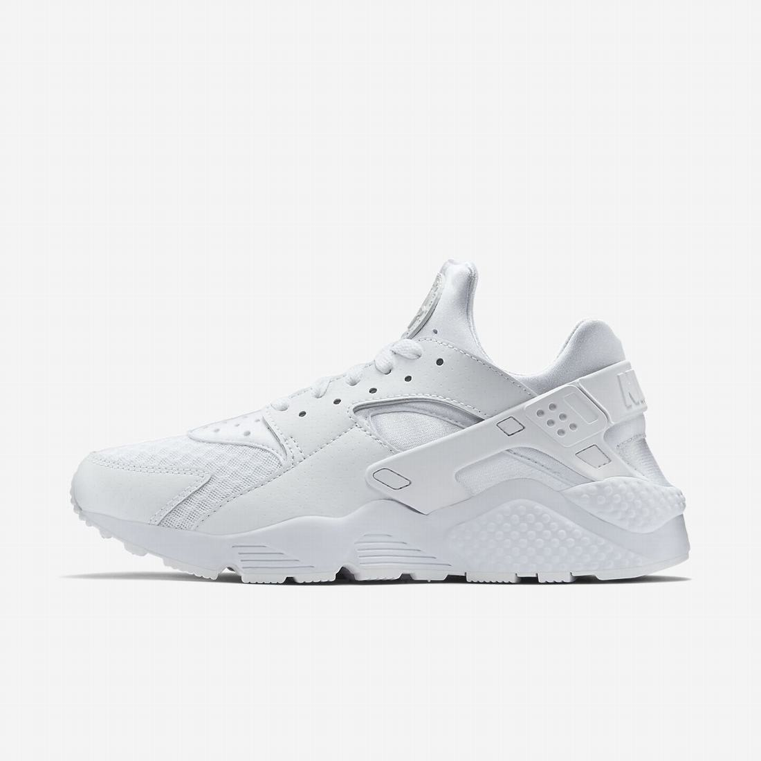 5c751dc64612 tênis nike air huarache triple white - 100% original. Carregando zoom.
