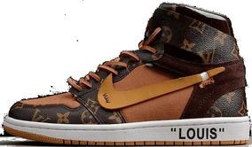 1 White Lv Jordan Off Nike Tênis Air X GqUSMzVp